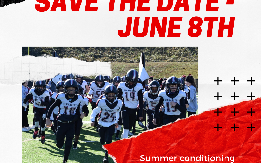 Save the Date – June 8th